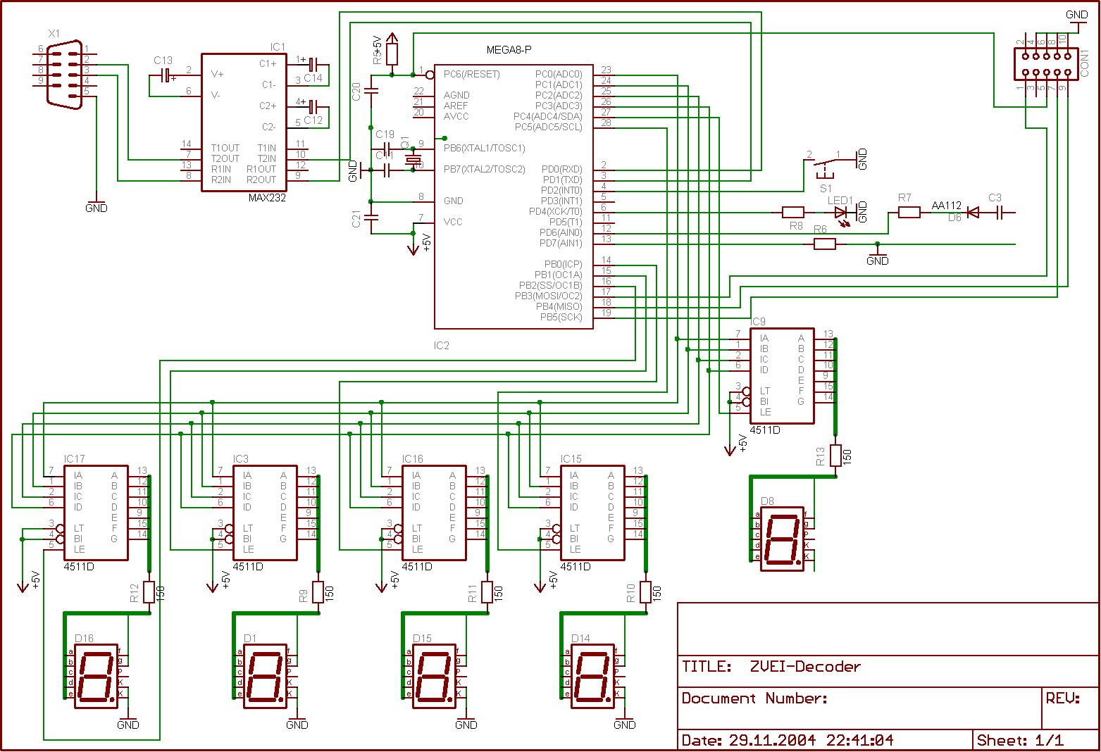 5ton Dekodierung mittels µC [Archiv] - Funkmeldesystem.de